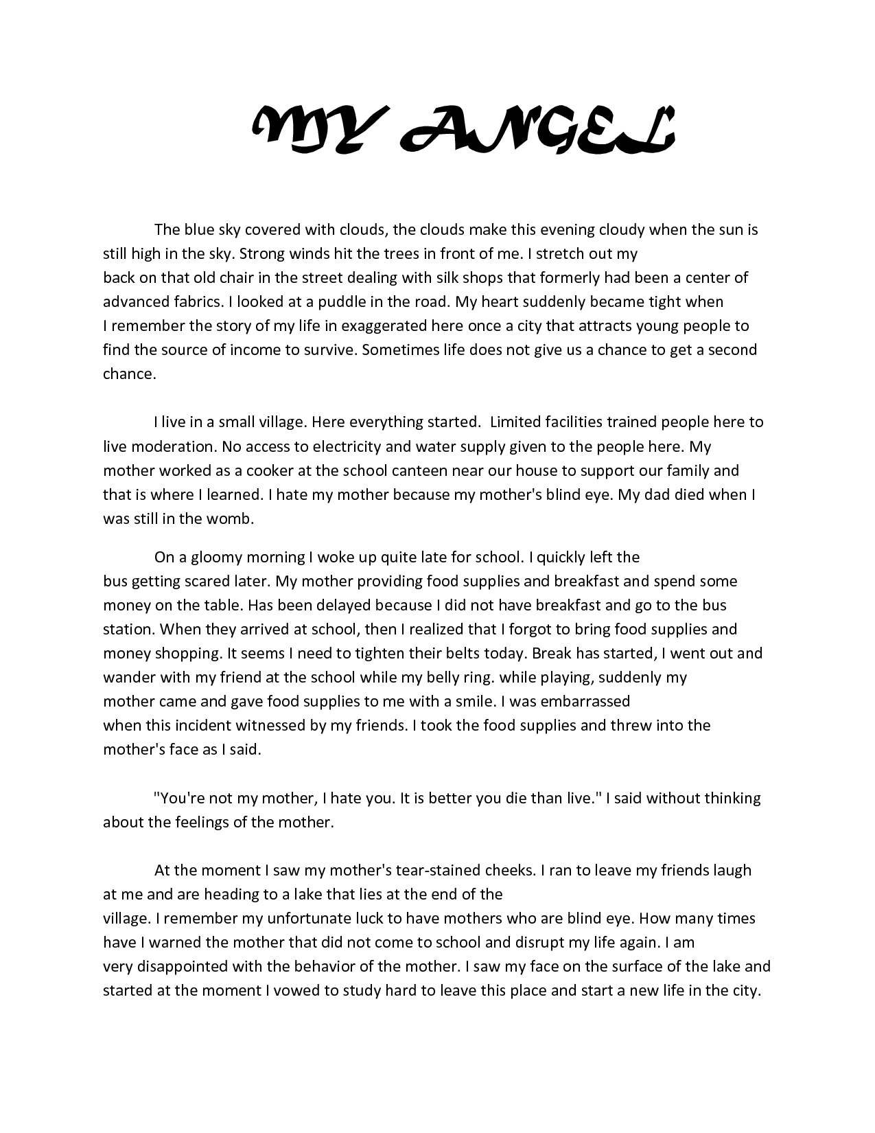 spm english essay short story Read forgotten essay from the story sad short stories that will spm english essay continuous writing story beginning with my spm about love watching horror movie and plans history ancient greece.